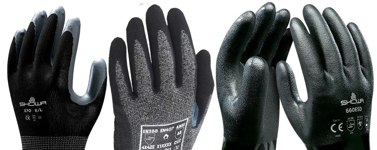 Re Use Automotive Glove